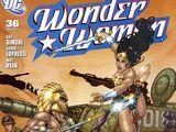 Wonder Woman Vol 3 36
