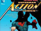 Action Comics: Superman and the Men of Steel (Collected)