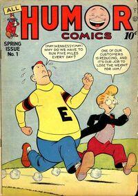 All Humor Comics Vol 1 1