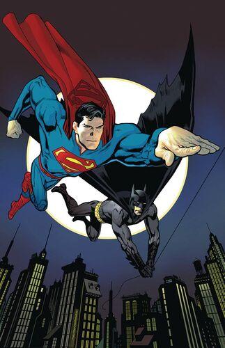 Textless [[Batman v Superman: Dawn of Justice|Batman v Superman]] Variant