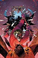 Joker kills Jason Todd