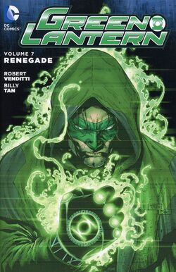 Cover for the Green Lantern: Renegade Trade Paperback