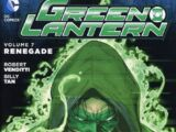 Green Lantern: Renegade (Collected)