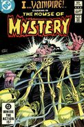 House of Mystery v.1 308