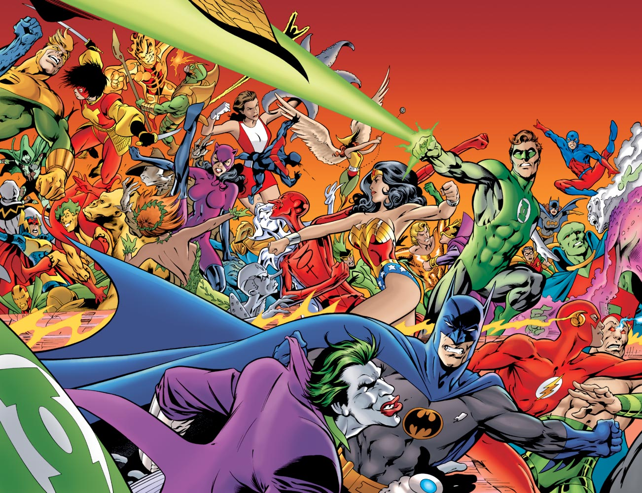 Image - JLA The Nail Textless.jpg | DC Database | FANDOM powered by ...