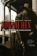 Jonah Hex Face Full of Violence (Collected)