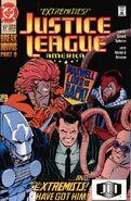 Justice League America 57