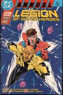 Legion of Super-Heroes Annual Vol 3 4