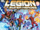 Legion of Super-Heroes: The Choice (Collected)
