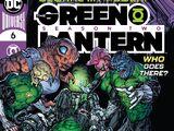 The Green Lantern: Season Two Vol 1 6