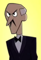 Alfred Pennyworth Teen Titans TV Series 001