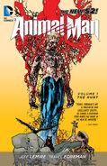 Animal Man - The Hunt