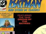 Batman and Other DC Classics Vol 1 1