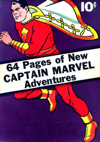 Captain Marvel Adventures 1