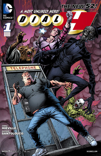 Variant by [[David Finch Finch]], [[Richard Friend Friend]], and [[Jeromy Cox Cox]]