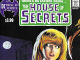 Facsimile Edition: House of Secrets Vol 1 92