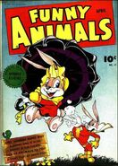Fawcett's Funny Animals Vol 1 17