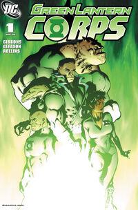 Green Lantern Corps v.2 01
