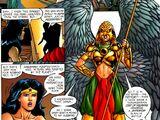 Shayera Hol (Created Equal)