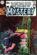 House of Mystery v.1 182