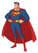 Kal-El Justice League Action 0009