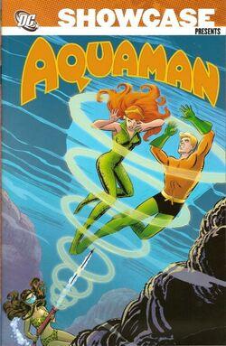 Cover for the Showcase Presents: Aquaman Vol. 3 Trade Paperback