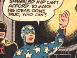 Star-Spangled Kid