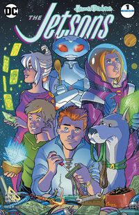 The Jetsons Vol 1 1