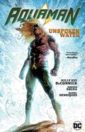 Aquaman Unspoken Water TPB