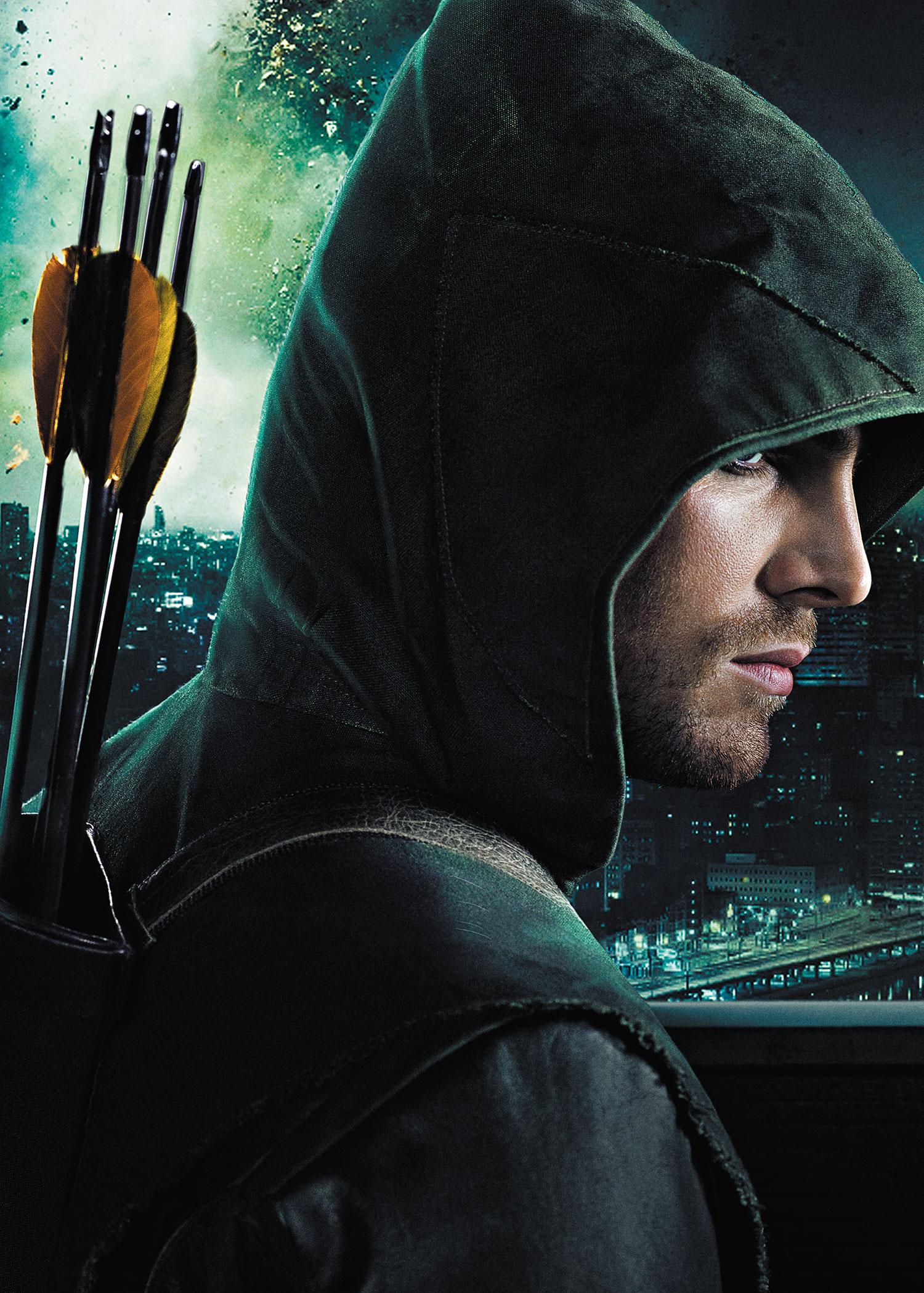 Arrow Vol 1 9 Textless