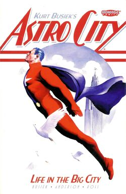 Cover for the Astro City: Life in the Big City Trade Paperback