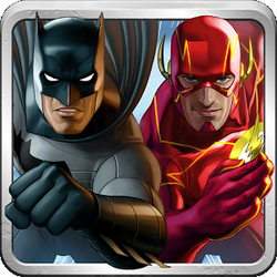 Batman & The Flash Hero Run 2