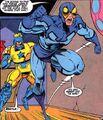 Blue Beetle Ted Kord 0064