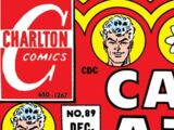 Captain Atom (Charlton) Vol 1 89