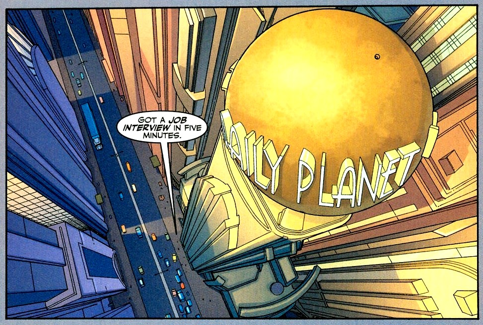 Image result for The Daily Planet