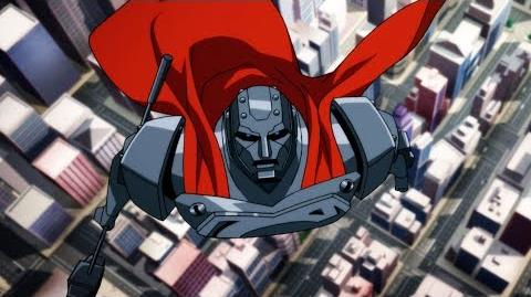 Reign Of The Supermen - Official Trailer