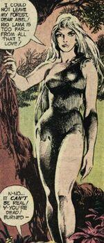 Rima the Jungle Girl