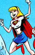 Supergirl Teen Titans