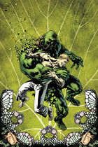Swamp Thing Vol 5 2 Textless