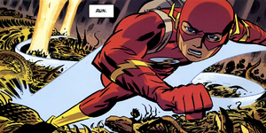 The Flash (New Frontier)