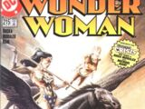 Wonder Woman Vol 2 215