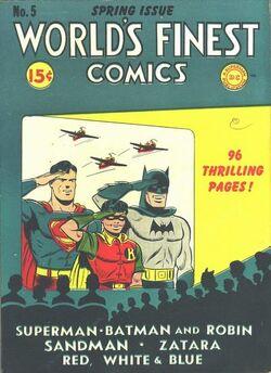 World's Finest Comics 5