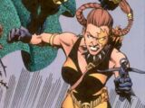 Artemis Crock (New Earth)