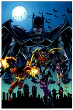 The 90's Bat Family