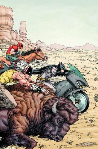 File:Batman Incorporated Vol 1 7 Textless.jpg