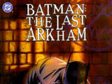 Batman: The Last Arkham (Collected)
