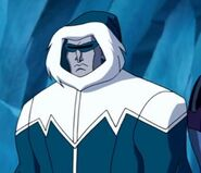 Captain Cold Trapped in Time 001
