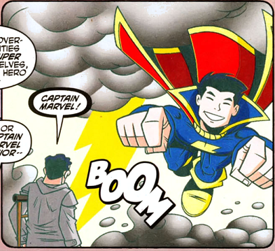Image Captain Marvel Jr Dc Super Friends 001 Png Dc Database
