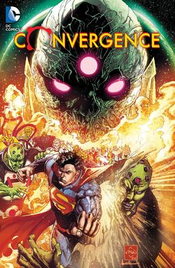 Cover for the Convergence Trade Paperback