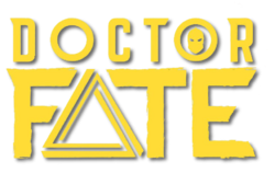 Doctor Fate (2015) logo